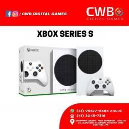 Xbox Series S. Novo,lacrado e com garantia. Loja física