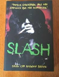 Livro Biografia do Slash Guns n roses