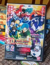 Dvd Dragon Ball Heroes - 25 Episódios Dublados Português BR