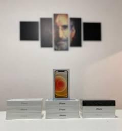 IPhone 12 64 GB - Lacrado novo - aceito seu usado na troca - Loja física Centro de Niterói