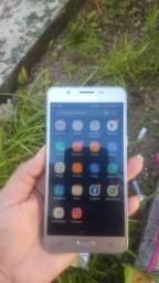 Samsung J5 Metal sem avarias apenas marcas de uso