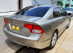 Honda Civic LXS 1.8 o mais top 2008