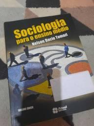 Livro sociologia para o ensino médio