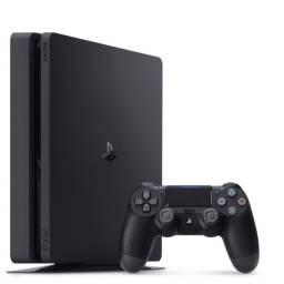 PS4 Slim (jogos atuais )