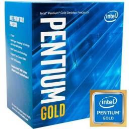 Processador Intel Pentium Gold G5420 - 8ª Geração - Cache 4MB 3.80GHz Lga 1151