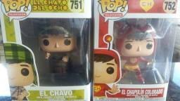 Funko Pop Chaves e Chapolin