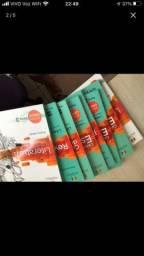 Kit COMPLETO Literatura Projeto Múltiplo