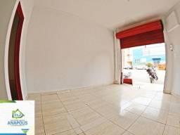 Sala Comercial no Setor Central, 30 m² / próximo do colégio Nexus