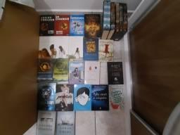 Livros diversos por 10 reais