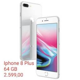 IPHONE 8 PLUS 64GB EM MEGA OFERTA!!