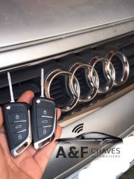 Chave Canivete Audi A3