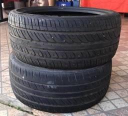 Título do anúncio: Jogo de pneus aro 18   215/35/18
