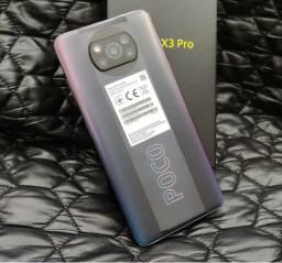 Xiaomi Poco x3 pró 256gb 8ram lacrado !! Somos loja física