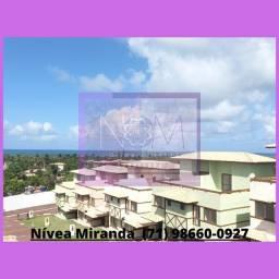 Casas triplex - 130m² - vista mar - terraço - Linha Verde