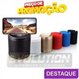Caixa de som bluetooth com suporte para celular 5w Q3