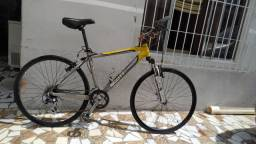 Bike Scott aro 26 modificado para aro 700
