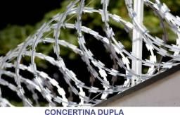 Título do anúncio: Cerca concertina cerca concertina em ate 10 vx