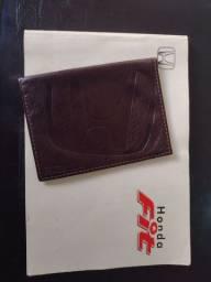 Manual e porta documentos Honda fit