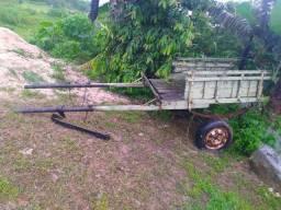 carroça pra sair rápido 500 reais