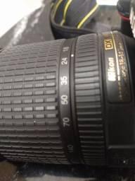 Lente Nikon 18-140mm