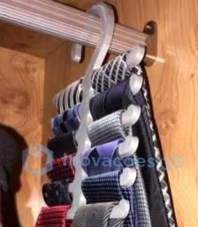Cabide Porta Gravata/Cinto - Organizador