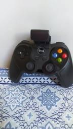 Controle Joystick p/ Jogos no Celular Smartphone