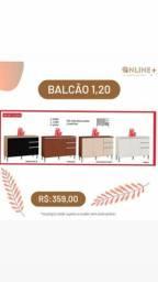 BALCÃO EM OFERTA EXCLUSIVA PRA VC!!