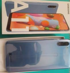 Samsung A11 novo lacrado