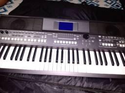 Vendo esse teclado psr 670 da hiamarra