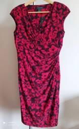 Vestido Ralph Lauren - Estampado