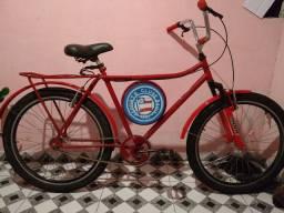 Estou vendendo essa bicicleta Monark toda conservada