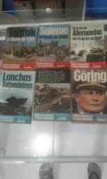 História Ilustrada da 2 Guerra Mundial  editora Renes