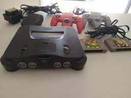 Nintendo 64 leia anúncio