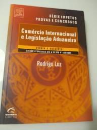Comércio Internacional e Legislação Aduaneira: Teoria e Questões