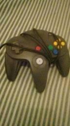 Controle n64
