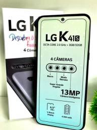 Lg k41s 3gb de Ram 32gb 10x sem Juros-(Lojas Wiki)