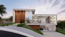 Casa Térrea Em Construção Condomínio do Lago - 5 Suítes - 490m² - Primeira Etapa!!