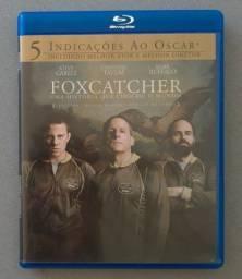 Blu-ray Foxcatcher (Dublado/Original)
