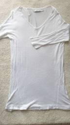 Blusa manga longa Tam P