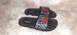 Chinelo slide Adidas n° 36 37 38 39 40 41 42 43