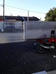 Troco portão de alumínio novinho