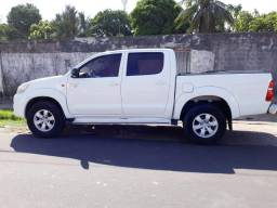 Hilux CD SR 4x2 2.7 FLEX AUT - 2013