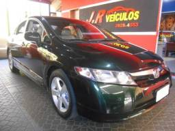 Honda Civic 1.8 Mec 2008! Top de Linha! R$ 33.700,00! - 2008