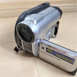Filmadora Handycam Sony Dcr-dvd610 Seminova