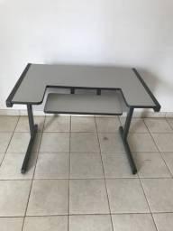 Mesa para Computador com Rebaixo para Teclado (Frete Incluso dentro de Ribeirão Preto)