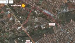 Areá com projeto Aprovado para 60 casas - Município de Goiânia - Murada - Plana