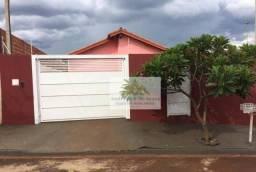 Casa com 2 dormitórios para alugar por r$ 950,00/mês - jardim são francisco - jardinópolis