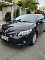 Corolla 2010 1.8 Seg completo com GNV - 2010