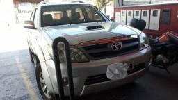 Toyota hilux 4x4 turbo - 2008