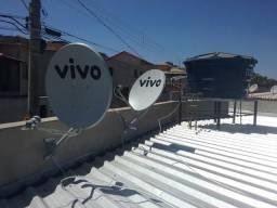 Técnico Antenista /Sky /Claro /Vivo /Oi /Parabólica